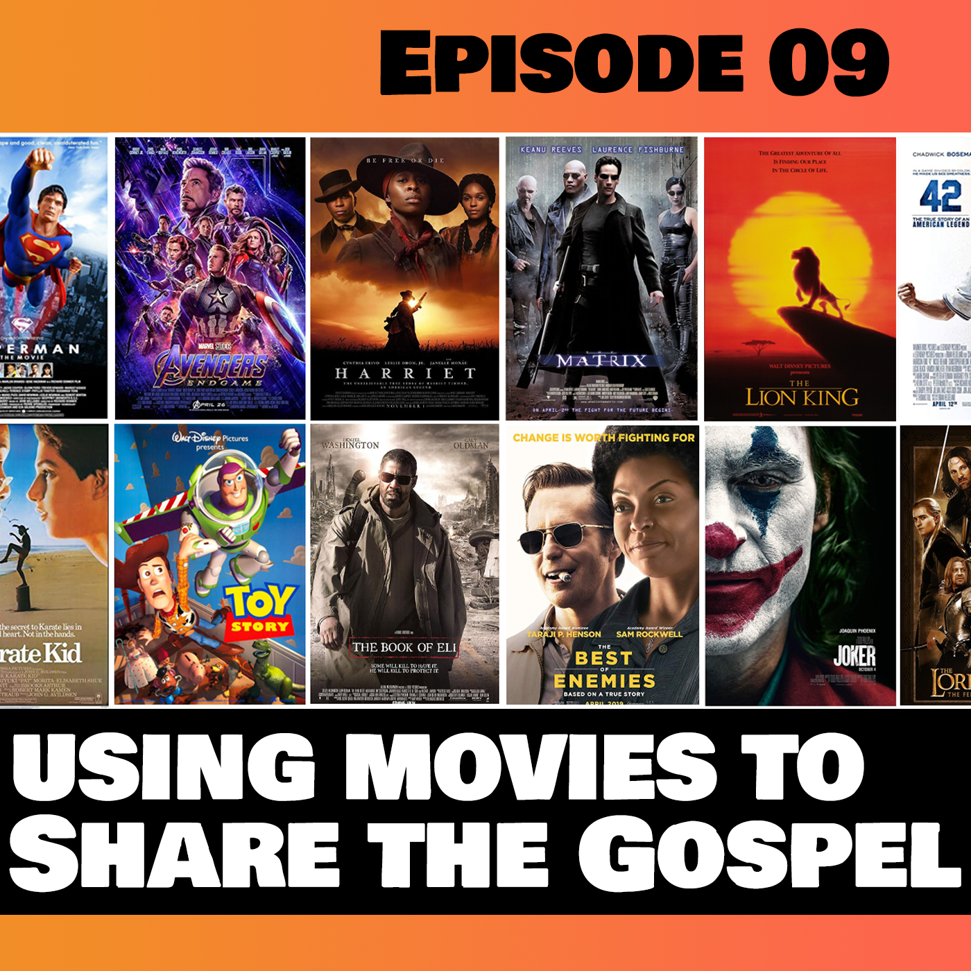Using Movies to Share the Gospel